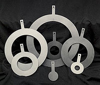 Grounding Rings from Collins Instrument Company